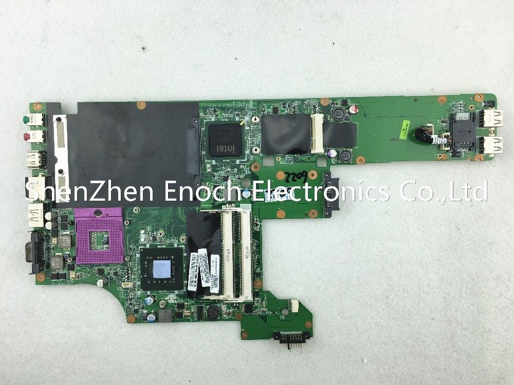 DAGC3AMB8H0 for Lenovo IBM SL510 laptop motherboard.PLANAR FRU PN:63Y2102 Intel HD express graphic GM45 stock No.041