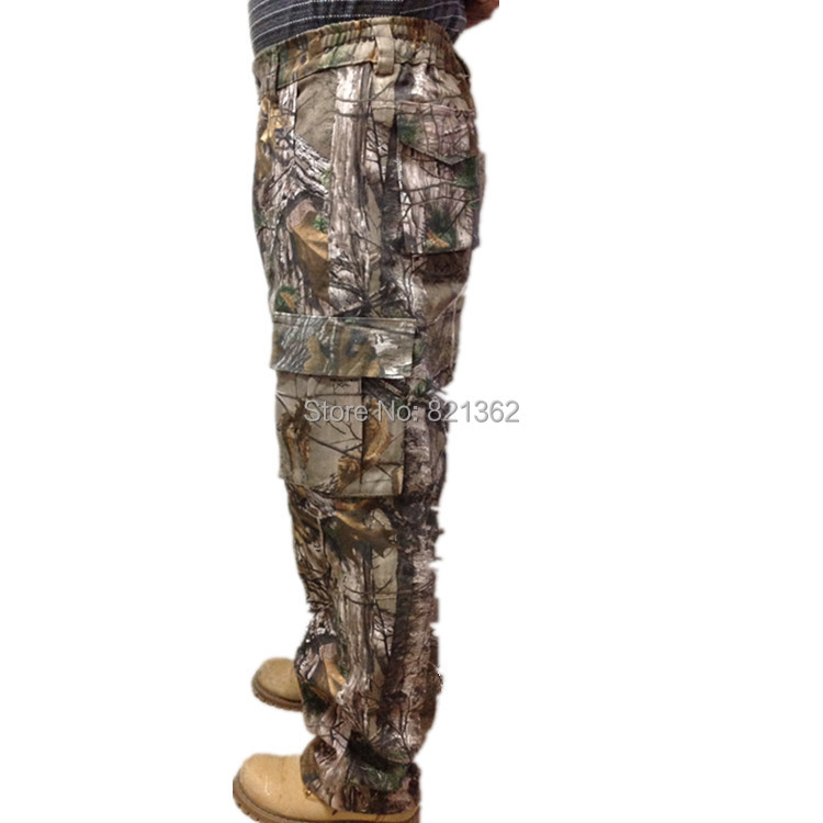 1b09ca45663fd Big Size Hunting Camouflage Pants Pure Cotton Realtree Camo Trousers  Camouflage Trousers-in Hiking Pants from Sports & Entertainment on  Aliexpress.com ...