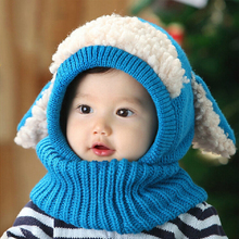 Knitted Animal Cap