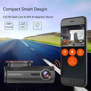 Image 2 - ZEROGOGO DVR Mini Dash Cam Wifi Car DVR Full HD 1080P Camera Auto Recorder for Car Night Vision Novatek 150 Degree G Sensor