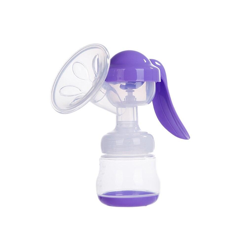 150ML Milk Pumps Baby Nipple Breast Pump Women Feeding Manual Breast Pump BPA Free YH-17