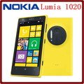 Venta caliente abierto original nokia lumia 1020 4.5 ''windows móvil OS 2 GB RAM 32G ROM 41MP 1080 P GPS Smartphone Envío gratis