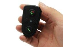 Impermeable Inalámbrica Bluetooth Intercom Headset juegos de Moto de La Motocicleta Del Intercomunicador Del Casco Manos Libres para Motociclistas y Esquiadores