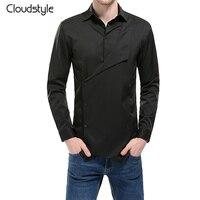 Cloudstyle 남성 셔츠 패션
