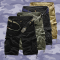 Men's Military Army Combat Trousers Tactical Work Pocket Cargo Camo Pants 156W1DQ