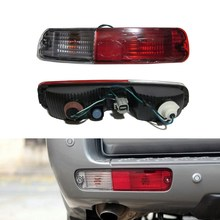 For Mitsubishi Pajero V73 rear bumper light, rear fog lamp, car warning light, rear turn light, one pair (left+right)