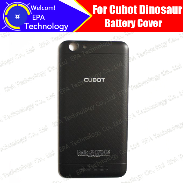 Cubot Dinosaur Battery Cover 100% Original New Durable Back Case Mobile Phone Accessory for Dinosaur free shipping