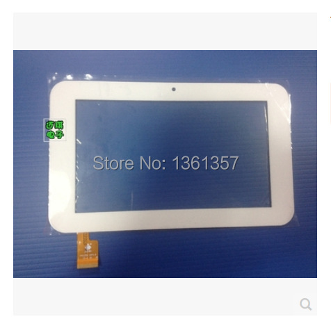 "7 ""lampe A76 fashion II touch-screen TPC1053 VER1.0/3.0 Sanei N77 white free shipping"