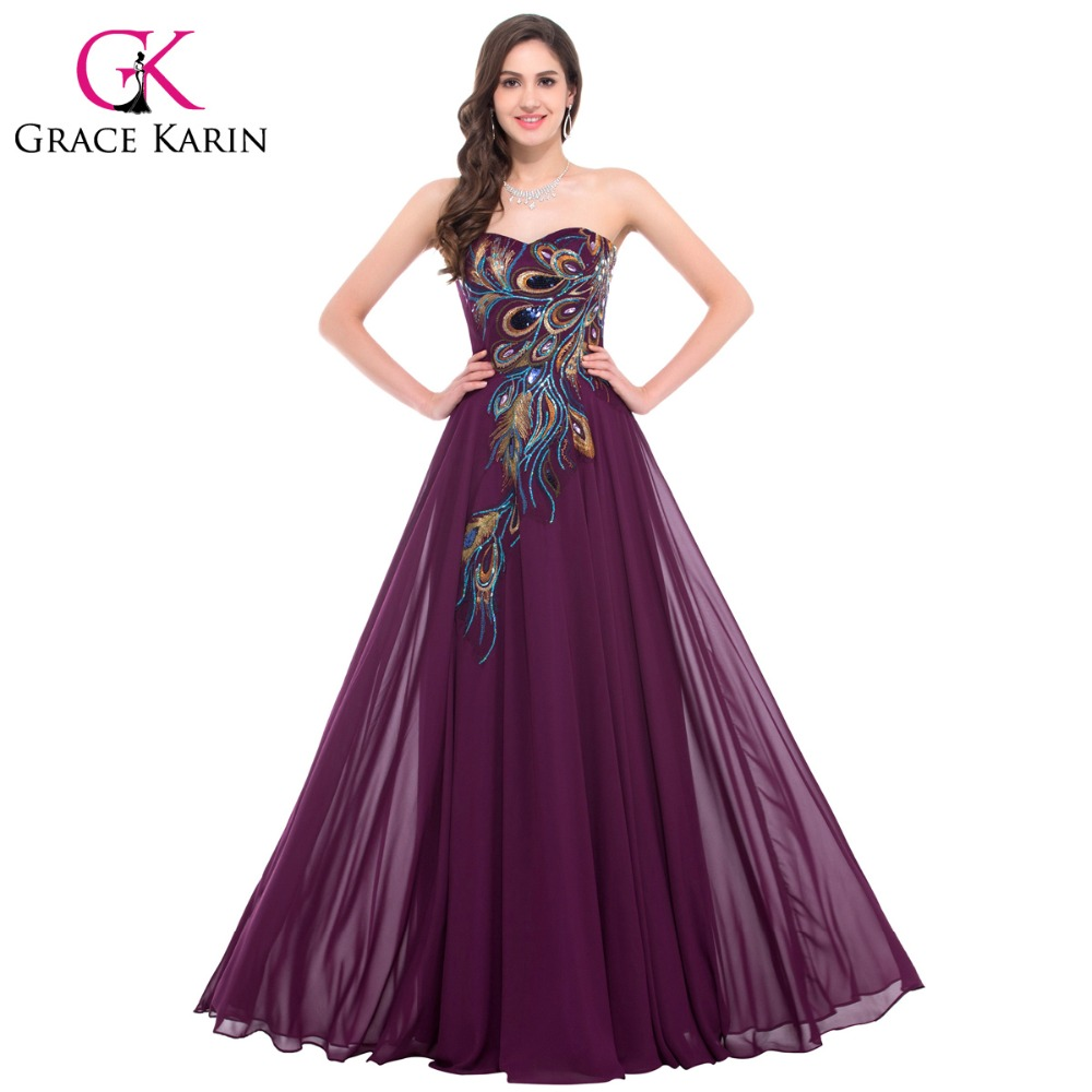 Online Get Cheap Peacock Prom Dresses -Aliexpress.com | Alibaba Group