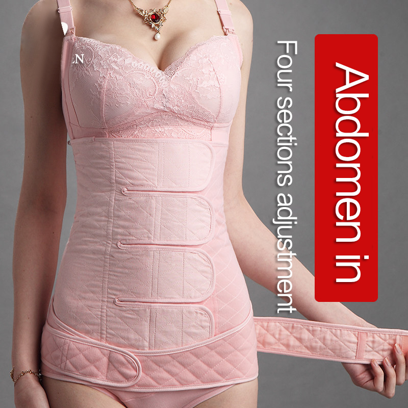 MUQIAN cotton Abdomen maternity belly bands bandage body recovery Postpartum Bandage Belly Band Postpartum support pregnancy hot sale great deal maternity binding body shaping postpartum staylace maternity supplies abdomen waist belt pregnant panties n