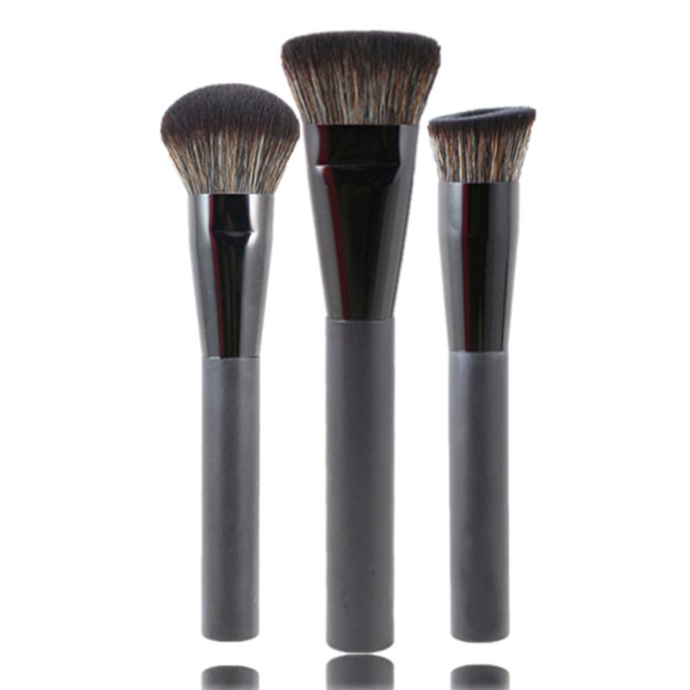 Premium Face Makeup Brushes Set 3 Pieces  Multipurpose Large Makeup Tools Kit  клещи ручные тиски kreg face clamp khc premium