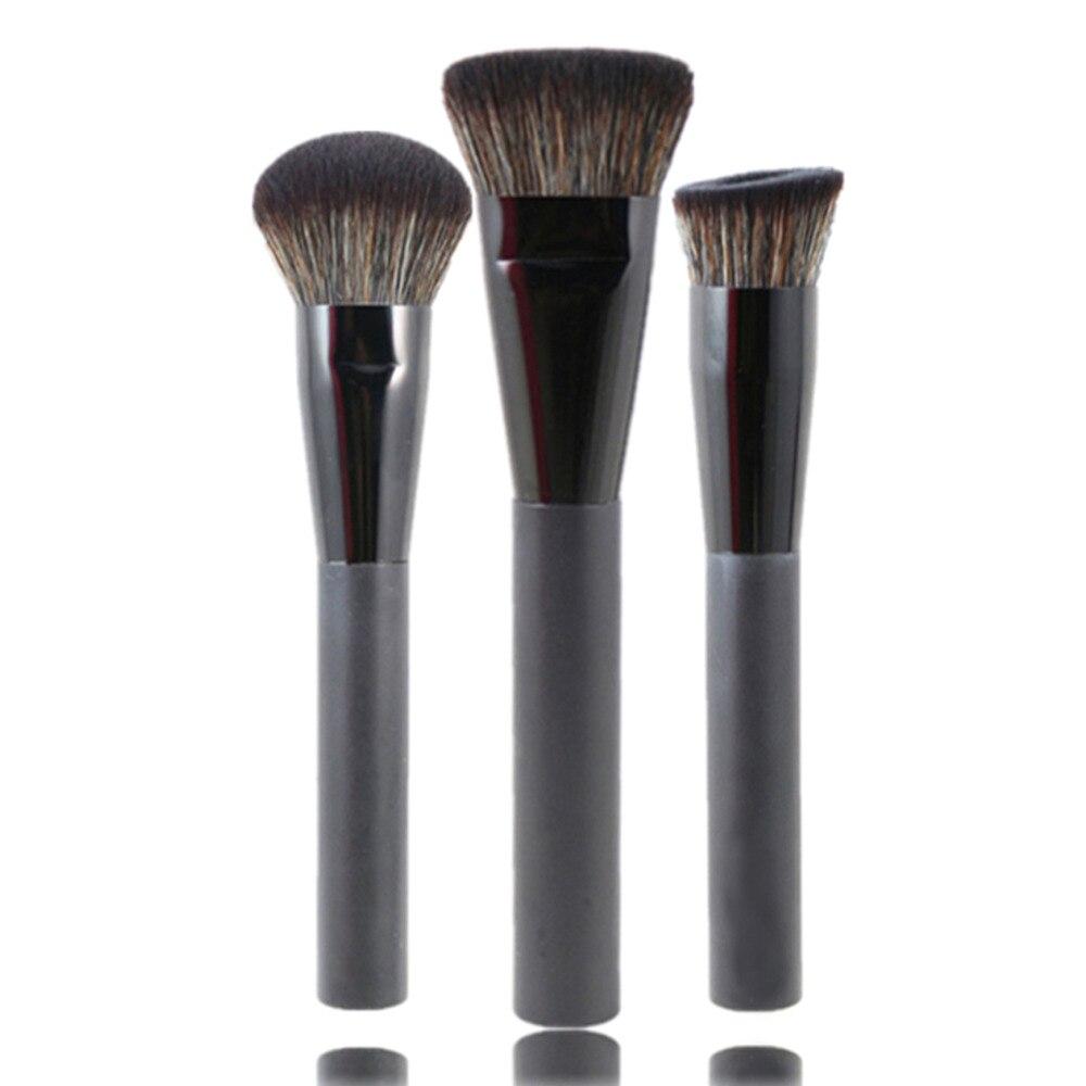 Maquillaje profesional de la cara Set de pinceles Polvo Fundación - Maquillaje