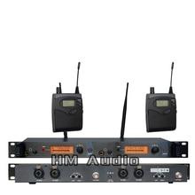 In Ohr Monitor Drahtlose System SR2050 Doppel sender Überwachung Professionelle für Bühne Leistung