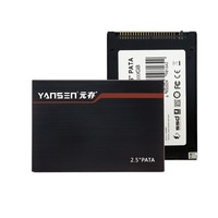 L Kingspec 2.5 Inch 44PIN PATA IDE SSD 16GB 2 C Solid State Disk Flash Hard Disk For HP computer drive internal hard drives
