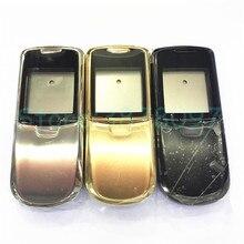 RTBESTOYZ Nuovo Full Caso Della Copertura Dellalloggiamento con Tastiera per Nokia 8800 Alloggiamento Pieno