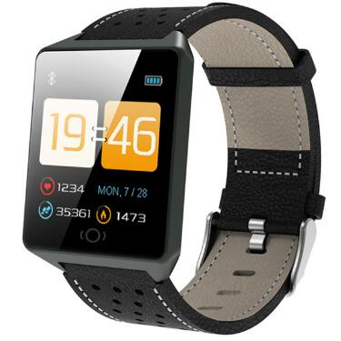Smart Watch Men CK19 nutikas käevõru südame löögisagedus smartwatch fitness tracker nutikas käepael reloj PK mi band 3 Pk huawei watch