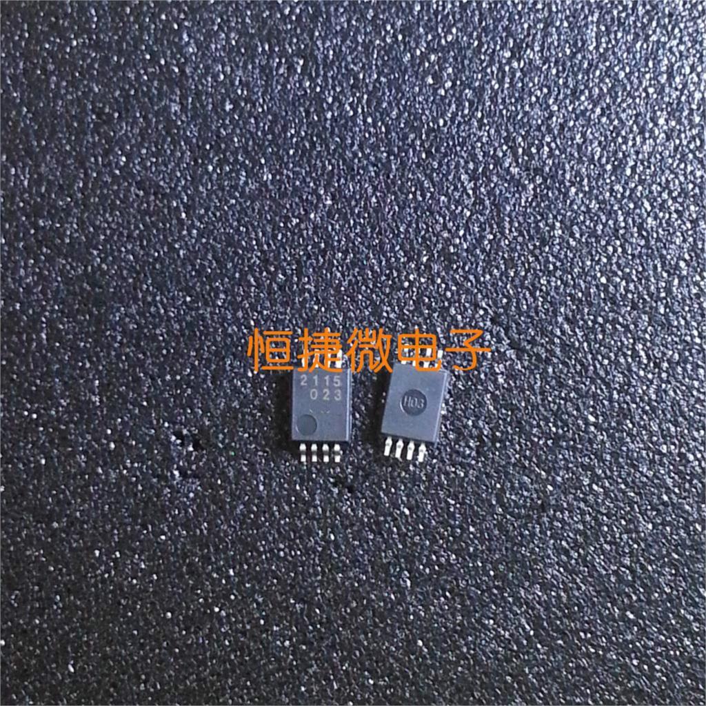 10pcs/lot NJM2115V NJM2115 JRC2115 TSSOP-8