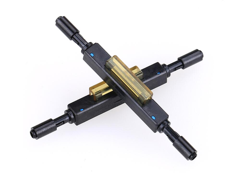 50pcs / Lot L925B Optical Fiber Quick Splicer Connector Optical Fiber Mechanical Splice Free Shipping