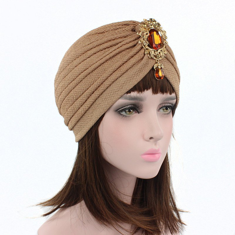Sexy Shop Fashion Pakistan Hat With Diamond Indian -3342