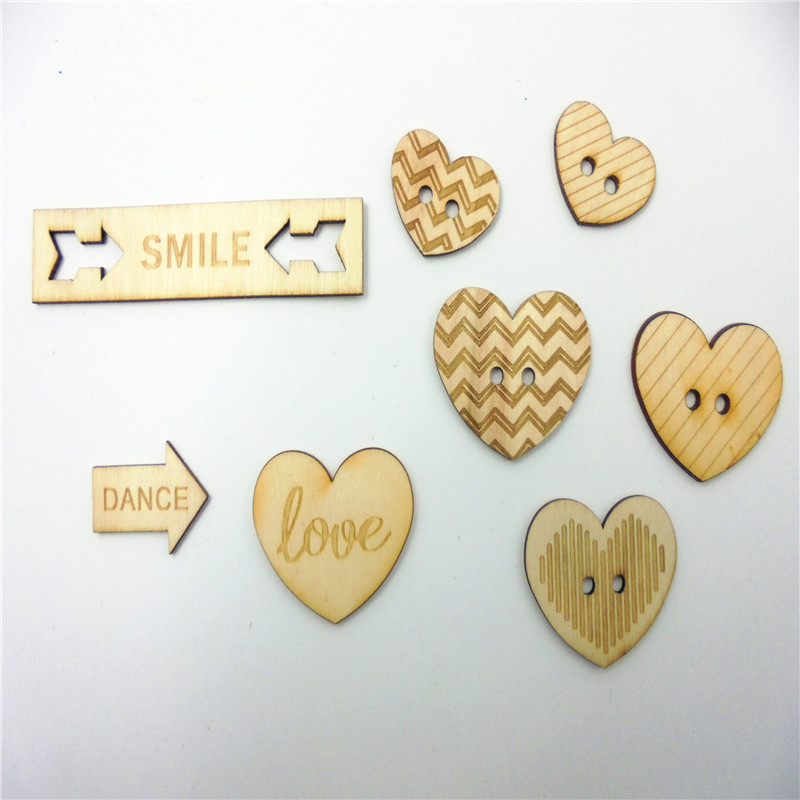 fashion mdf wooden letters for home decor wedding