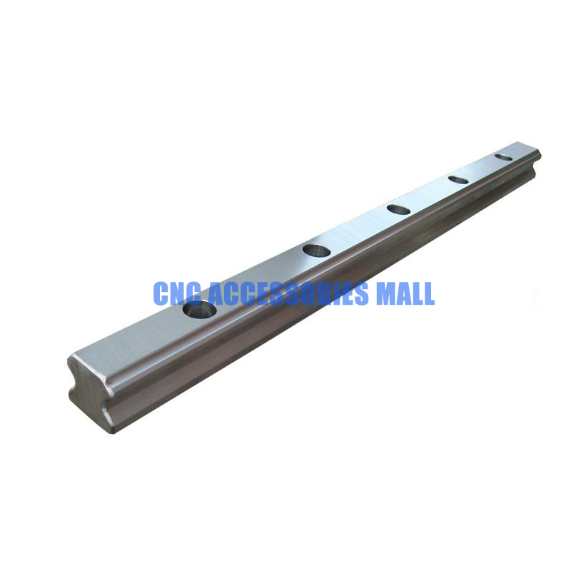 Original HIWIN Linear Guide Rails HGR45 L=1000mm 2pcs hiwin hgh25ca linear guide slider block linear rails carrier