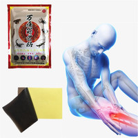 8Pcs/Pack  Spider venom Essential oil Patch Plaster Lumbar Pain Relief Back/Neck/Foot Muscular Pain relieving patch Essential Oil