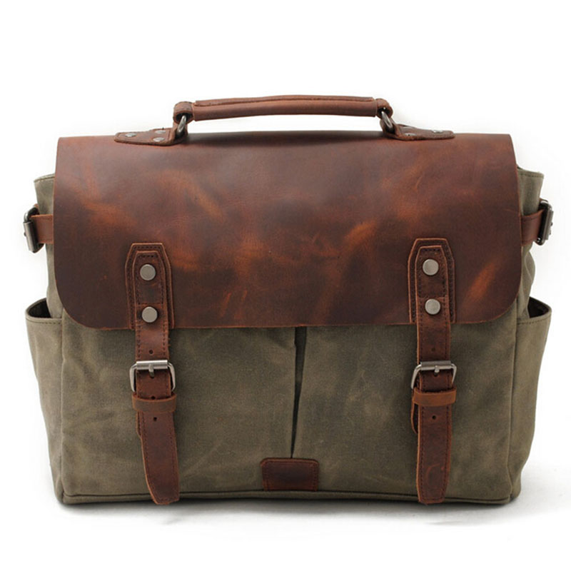 Muchuan 16960# Waterproof SLR Camera Bags Casual Travel Batik Canvas Shoulder Bags Vintage Briefcase Retro Hasp Cover Camera Bag muchuan 16928 canvas vintage slr camera bag shoulder strap case casual shoulder messenger pack for canon for sony waterproof bag