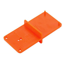 Guide Locator Hinge Hole Drilling Opener template Door Cabinets DIY Tool For Woodworking tool Dropshipping