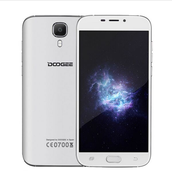 original doogee x9 mini mtk6580 quad core android 6.0 teléfono móvil 5.0 \
