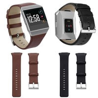 For Fitbit Ionic Bands Leather Accessories Leather Bands Strap For Fitbit Ionic Fits 5 5 8