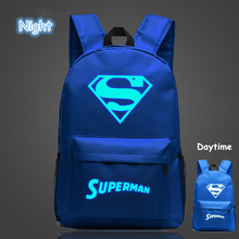 Flash/Superman/Arrow Backpack
