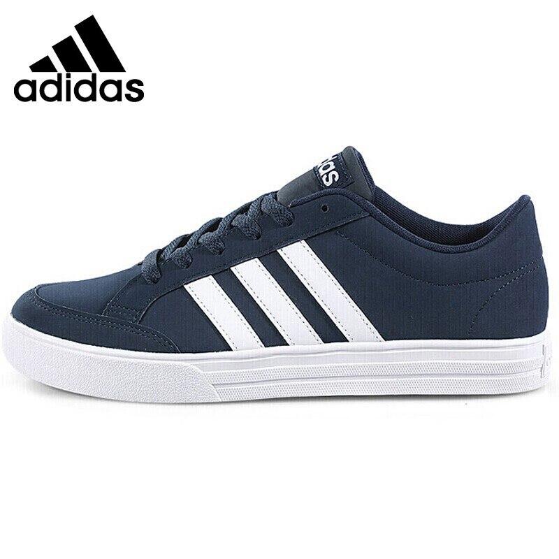 Original New Arrival  Adidas VS SET Men's  Basketball Shoes Sneakers