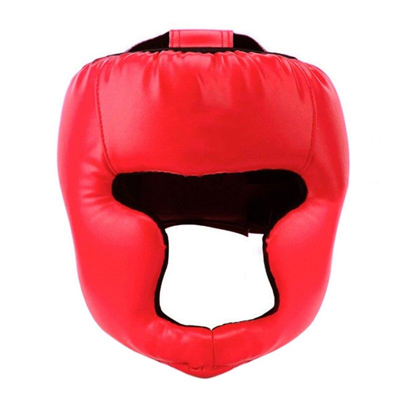 Protetora para Adulto Sanda Protetor Chapelaria Guarda Cabeça Formação Capacete Engrenagem Máscara