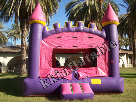 High Quality Inflatable font b Bouncer b font Bounce Jump Inflatable House Outdoor Toys