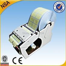 X-130 elektronische label schälmaschine, aufkleber spender, 5-130mm breite, 250mm max. durchmesser