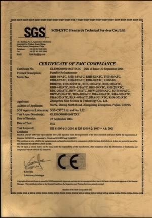 Сертификация CE Этиленгликоль/пропиленгликоль/чистящие жидкости/батареи жидкостей антифриз и RHA-503 батареи
