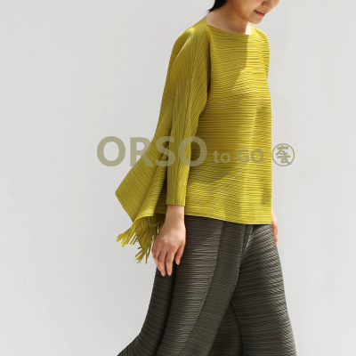 À jaune Livraison Style Manches Gratuite En grass Longues Lâche De T Noir shirts Gland Pli Irrégulière Green Mode Stock TlcKF13J