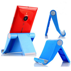 Desktop Foldable Adjustable lazy bracket phone Holder for iphone xiaomi iPad huawei samsung Universal Smartphone Tablet Stand