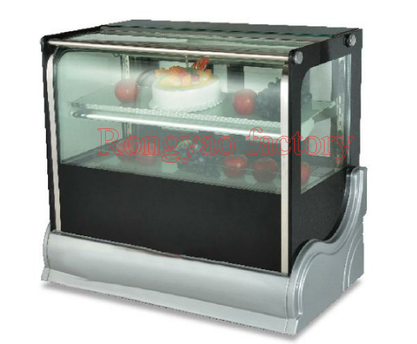 Desktop Kühlvitrine Frische Kuchen Schränke Ry-ctr-900 Hitze Und Durst Lindern.