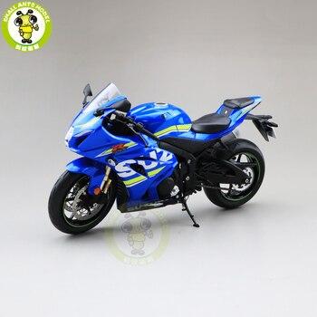 1/12 Suzuki Genuine GSX-R 1000R Diecast Motorcycle Model Toys Boy Girl MAN Gifts Collection