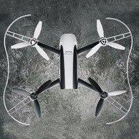 Novo para papagaio proteção anel hélice guarda protetora pára-choques prop para parrot bebop 2.0 rc drone quadcopter peças acessórios
