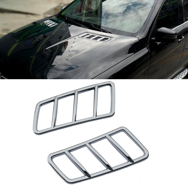 Car Interior Matt Chrome Car Sticker Door Window Control Panel Air Vent Cover Trim for Mercedes Benz for ML W166/GL X166/GLE/GLS for toyota prado j150 2014 2015 abs interior accessories door handle armrest air vent outlet reading lamp cover trims 17pcs set