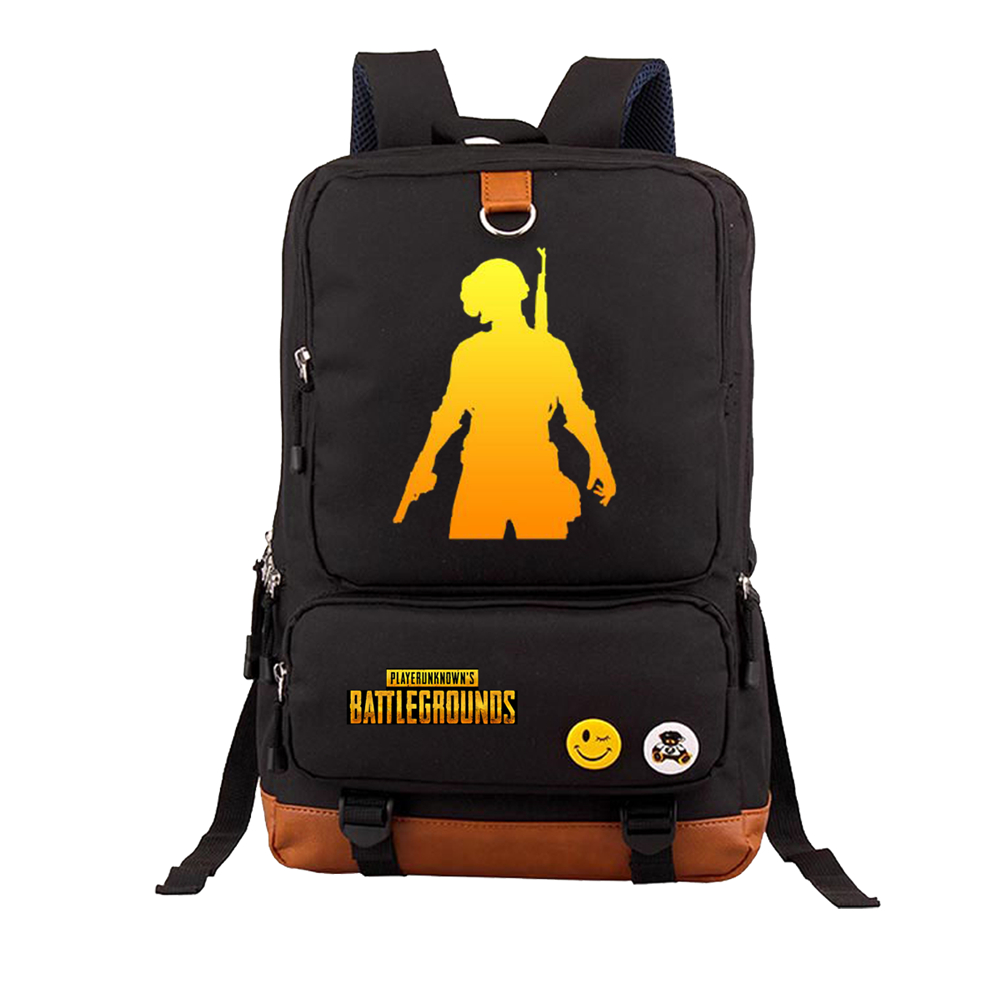 Playerunknowns Battlegrounds PUBG cosplay Backpack Students Travel Bag teenagers Book Backpacks Fashion Shoulder Bag RucksackPlayerunknowns Battlegrounds PUBG cosplay Backpack Students Travel Bag teenagers Book Backpacks Fashion Shoulder Bag Rucksack