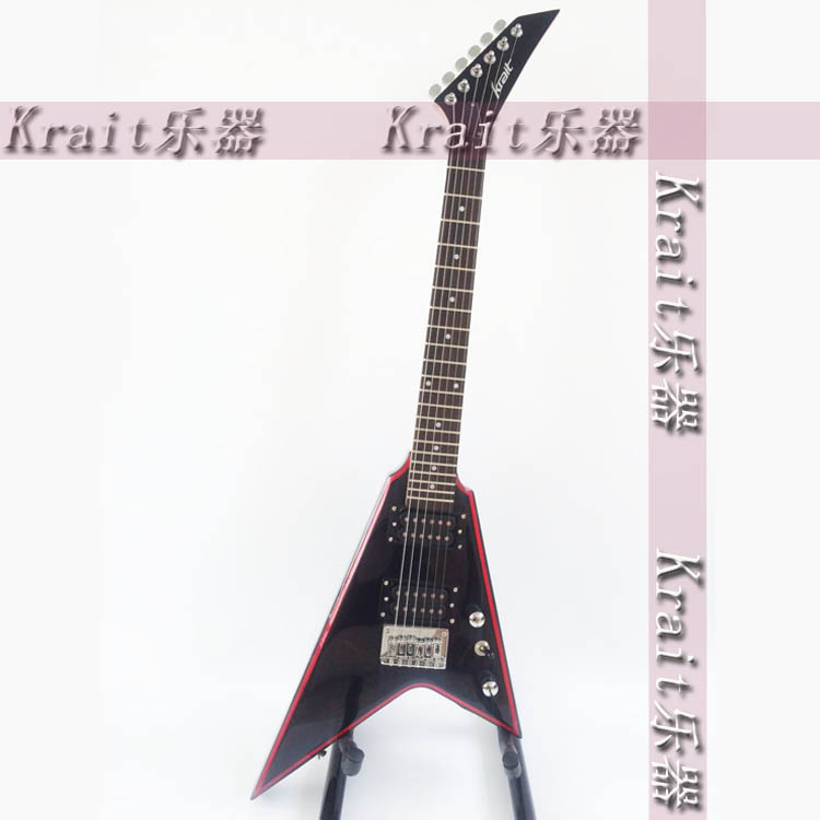 krait factory free shipping mini jackson electric guitar in guitar from sports entertainment. Black Bedroom Furniture Sets. Home Design Ideas