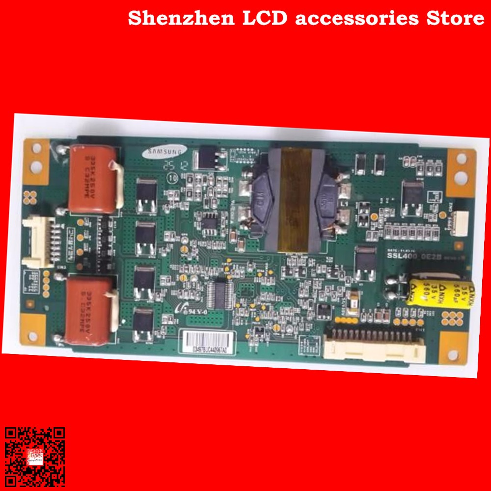 FOR Inverter SSL400-0E2B SSL400_0E2B REV0.1    SSL400 OE2B   Is Used