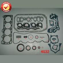 4G32 G32b Двигателя Полная Прокладка комплект для Mitsubishi Colt/Cordia/Delica/Lancer/Galant/Tredia/L200/L300 1597cc 50085000 MD997156