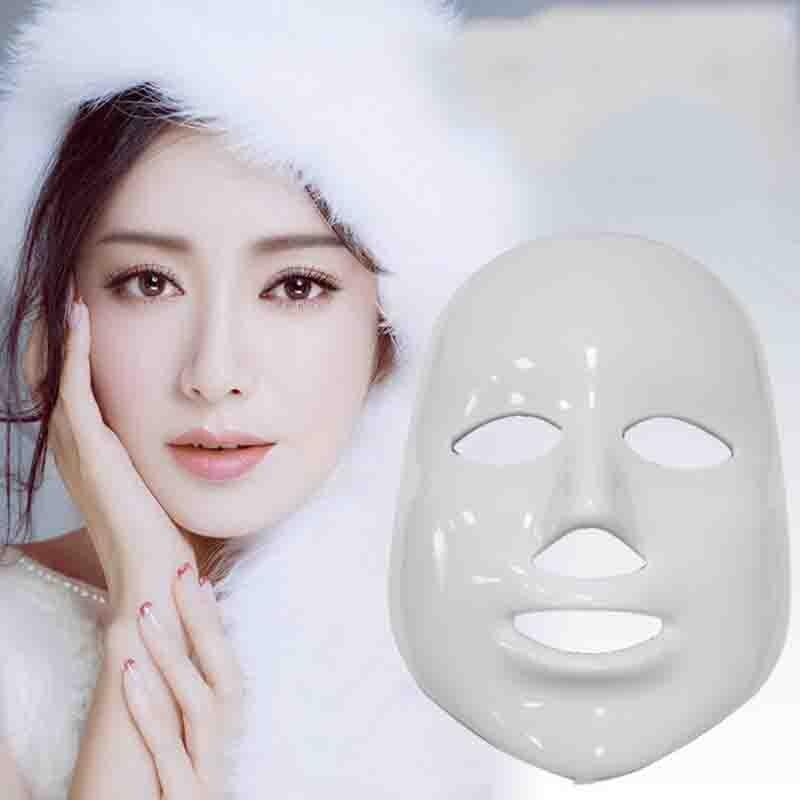 Led Facial Mask 7 Color Photon Electric Anti Wrinkle Acne Removal Face Skin Rejuvenation Spa Salon