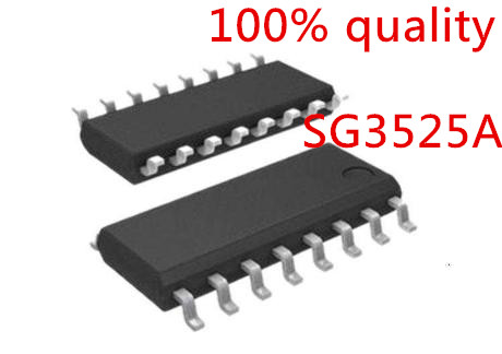 Free shipping 10PCS SG3525 SG3525A SG3525ADR SOP-16 The new quality is very good work 100% of the IC chip