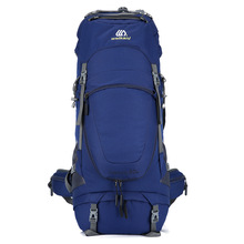 80L unisex Waterproof men backpack travel pack sports bag pack Outdoor Camping Mountaineering Hiking Climbing backpack for male