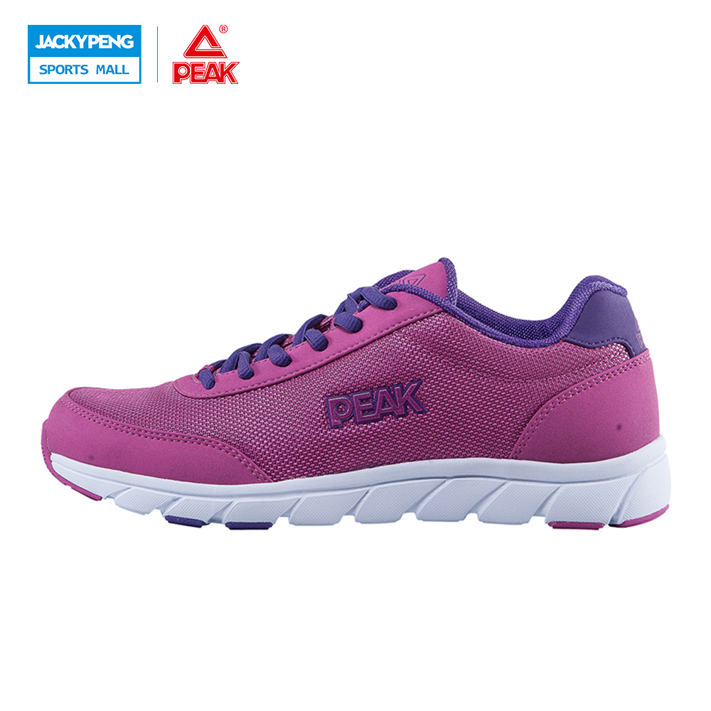 PEAK SPORT New Women s Running Shoes 2017 New Spring Girls Running Shoes  Lady Trainers Sports Sneakers 5ff123de4
